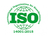 CERTIFICATO EN ISO 14001:2015
