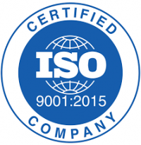 CERTIFICATO EN ISO 9001:2015