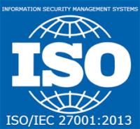 CERTIFICATO ISO/IEC 27001:2013