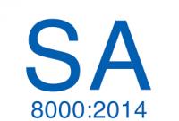 CERTIFICATO SA 8000:2014